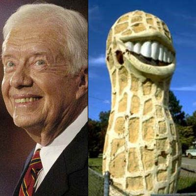 Jimmy Carter Peanut