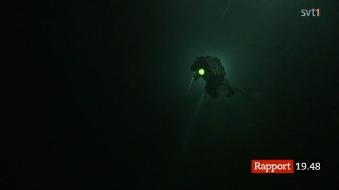 Baltic Anomaly Diver 2