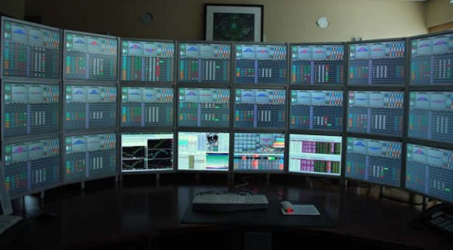 High Frequencies Trading