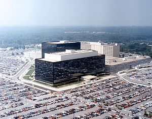 300px National Security Agency Headquarters, Fort Meade, Maryland
