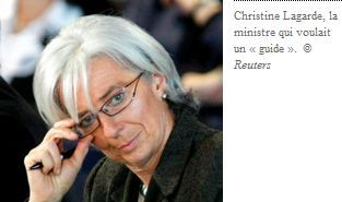 Christine Lagarde 18 08 2013
