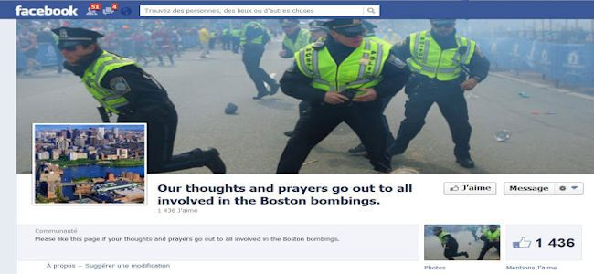 Boston Bombing 17 04 2013