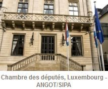 Luxembourg Vignette