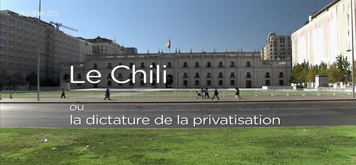 Chili Dictature Privatisation 11 08 2014