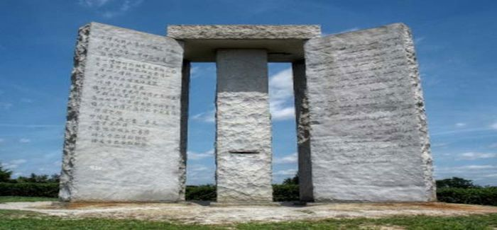 Georgia Guidestones 21 09 2014