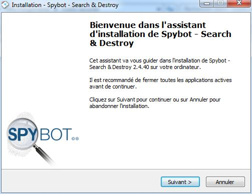 Spybot Assistant