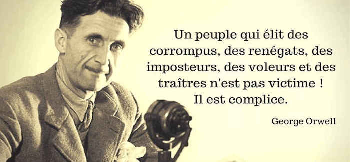 Georges Orwell 29 11 2015