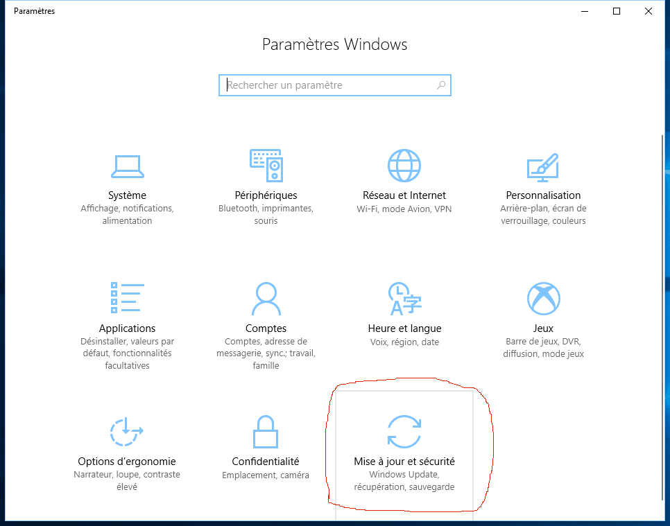 Mise A Jour Windows 10 Part3