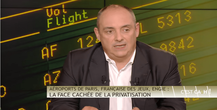 Privatisations Engie FDJ ADP 26 03 2019