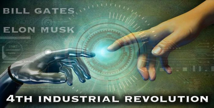 4e Revolution Industrielle